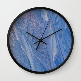 New Ice Light Wall Clock