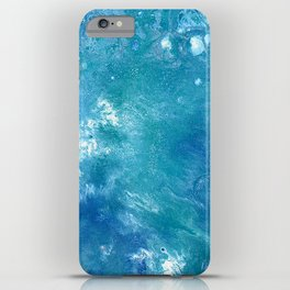 Abstract Art / mystic messenger by Peter Melonas iPhone Case