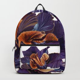 Black Iris Backpack