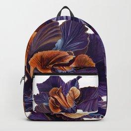 Black Iris Backpack