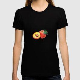 Fun with Fruits - The Peach T-shirt