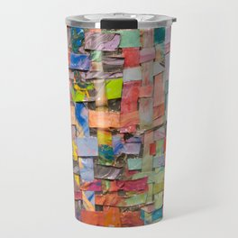 Paint Quilt Travel Mug