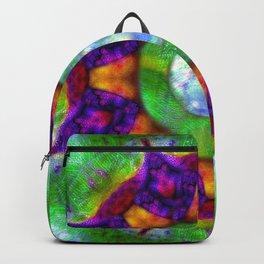 Cosmic plane Backpack