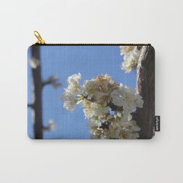 Fruit Blossoms Carry-All Pouch