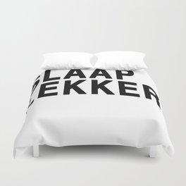Slaap Lekker Duvet Cover