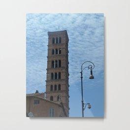 Bellissima Roma Metal Print