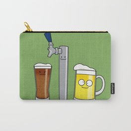 Beer Tap Trio Carry-All Pouch