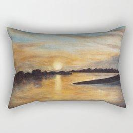 DoroT No. 0024 Rectangular Pillow