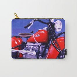 1940 Indian Four Carry-All Pouch