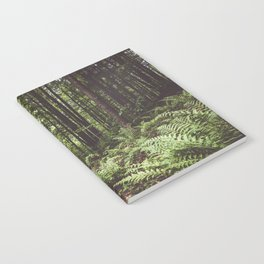 Woodland - Landscape and Nature Photography Notebook