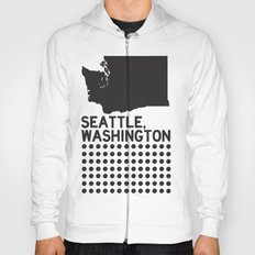 SEATTLE WASHINGTON Hoody