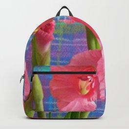 Pink Gladiolus - Mother's Day Backpack