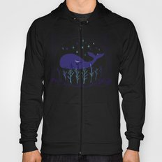 Whale Night Hoody