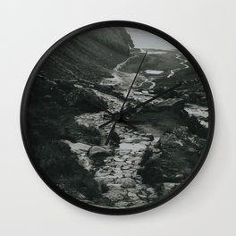 The Pathway Wall Clock