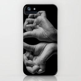 hands 5 iPhone Case