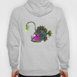 Electric Angler Fish Hoody