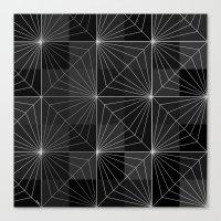 diamond Canvas Prints featuring Diamond by Dood_L
