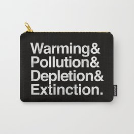 Ecology Issues Carry-All Pouch