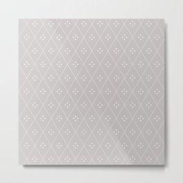 Mae Pattern XVIII Metal Print
