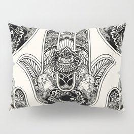 Hamsa Hand Otter Pillow Sham