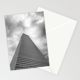 Coleman beach pavilion in Seaside, FL Stationery Cards