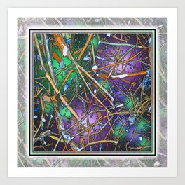 The Twiggs Theory of the Universe Art Print