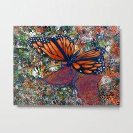 Butterfly-7 Metal Print