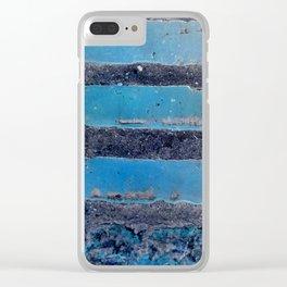 Brick & Flint Clear iPhone Case