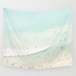 beach summer fun Wall Tapestry