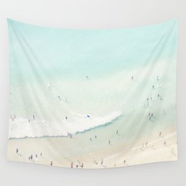 beach summer fun Wall Tapestry