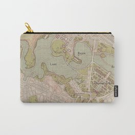 Lake Burley Griffin Carry-All Pouch