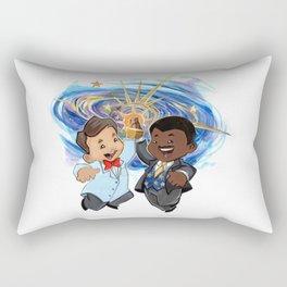 Science High Five Rectangular Pillow
