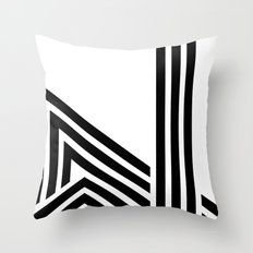 Hello III Throw Pillow