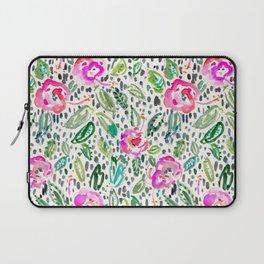Hibiscus Frolic Laptop Sleeve