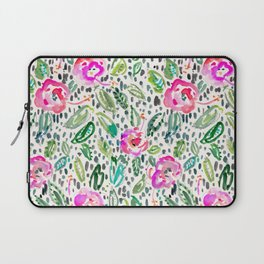 Hibiscus Frolic Laptop Sleeve