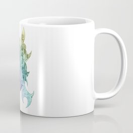 Addicted 1 (Dawn of dreamy sea version) Coffee Mug