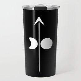 Moon/Sun Travel Mug