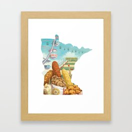 State Fair Framed Art Print