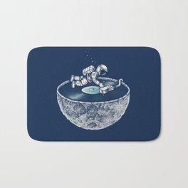 Space Tune Bath Mat