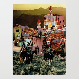 Beyond the Wild Wood comes the Wild World Poster