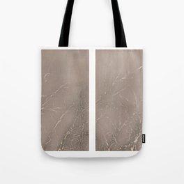 Lumen Print - Aged Paper Tote Bag