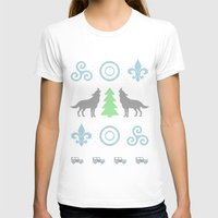 teen wolf T-shirts featuring Teen Wolf Holiday Sweater by maichan