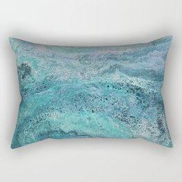 Rising to the Surface Rectangular Pillow