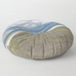 lake scurat 1.4 Floor Pillow