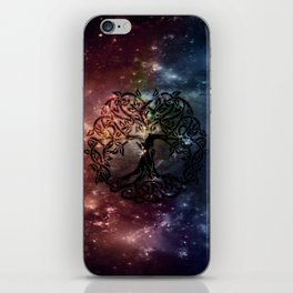 Viking Tree of life iPhone Skin