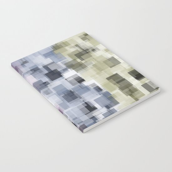 SQUARE PATTERN #2 Notebook