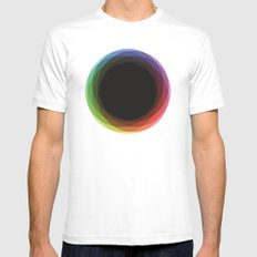 Fig. 039 White MEDIUM Mens Fitted Tee