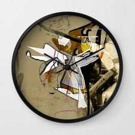 Matador 4 Wall Clock