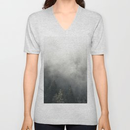 Once Upon A Time - Nature Photography Unisex V-Neck
