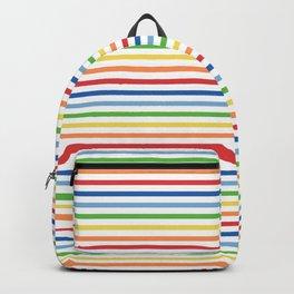 Vintage T-shirt No7 Backpack